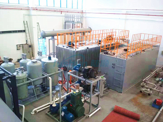 FZB-J Series Waste Oil Distillation Plant (For Base Oil Production)